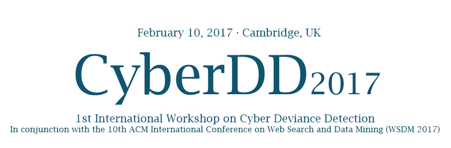 CyberDD 2017